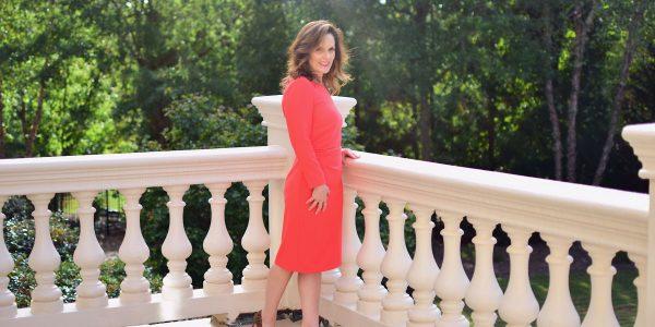 Orange dress #1