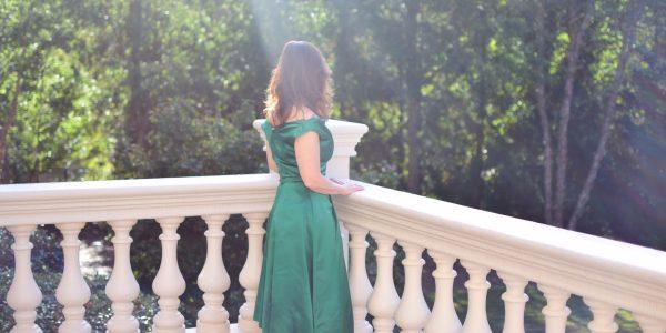 green dress #1
