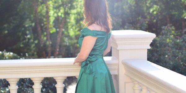 green dress #8