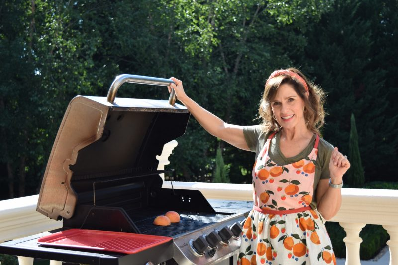 Georgia Peaches – My Latest Grilling Obsession