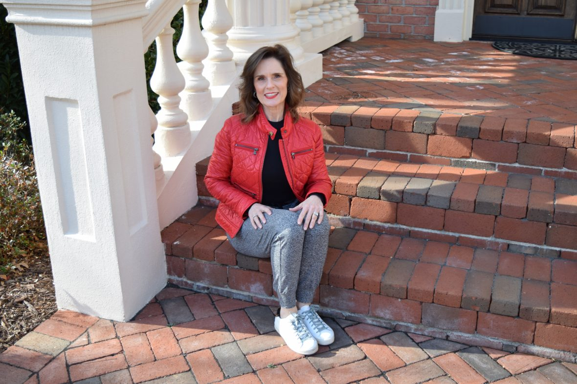 How To Look Snazzy (Not Frumpy) In Women's Joggers