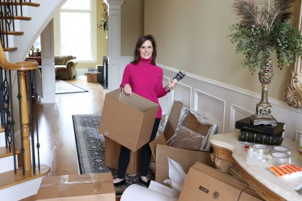 We're Moving:  2021 A Year of Life Changes